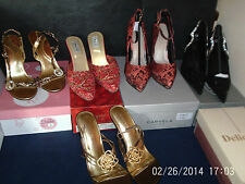 LADIES SHOES   KURT GEIGER, ONE O ONE, NO DOUBT etc  click on the site to chose