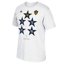 "Los Angeles Galaxy Adidas 2014 MLS Cup Champions ""Stars"" T-Shirt"