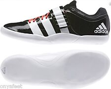 NEW MENS ADIDAS ADIZERO DISCUS / HAMMER 2 FIELD EVENT SPIKES SHOES