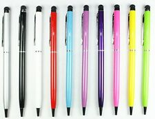 2in1 Touch Screen Stylus Ballpoint Pen iPad iPhone Samsung Smartphone Tablet PC