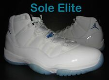 NEW DS 2014 Nike Air Jordan Retro XI 11 COLUMBIA LEGEND Blue Sizes 4 -14