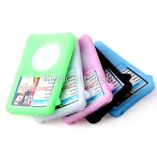 Soft Silicone Case Cover For iPod 6G  Classic 80GB 120GB Video New