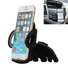 New 360° Car CD Slot Mount Cradle Holder Stand for Mobile Smart Cell Phone GPS
