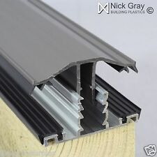 Polycarbonate Bars - Snap Down Glazing Bars for 10mm,16mm and 25mm Polycarbonate