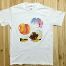 Tycho Past of Prologue Rock Music Band CD T-Shirts Unisex TO1