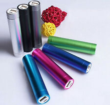 2600mAh Portable Power Bank External Battery Charger For Cell phone Ultrathin
