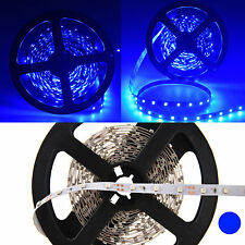 Non-Waterproof SMD 3528 LED Strip Light 300 Leds Xmas 5M Red blue White LM