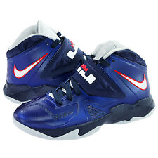 NEW IN BOX NIKE LEBRON JAMES SOLDIER 7 BOYS SHOES (GS) 6.5Y / 7Y 599818 400