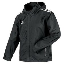 Adidas Core 11 Rain Jacket Black/White or Navy/White or Red /White