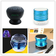 4 Types Wireless Bluetooth Speaker Mini Portable Super Stereo For iPhone Samsung