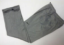 Nike 379431-064 Men's Therma-FIT KO Performance Fleece Pants Gray / Gray $55