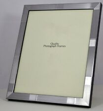 Quality Silver Manhattan Photo/Picture Frame - Various Sizes available
