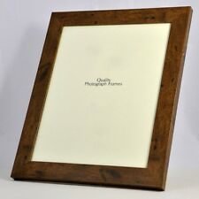Dark Rustic Wood Finish Photo/Picture Frame 30mm wide - Various Sizes available