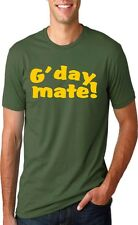 G'day Mate T-shirt - Australia Day 2015, Aussie, All Sizes & Colours