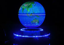 6 inch Magnetic Levitation Floating Shining Globe Home Decor Gift In English