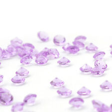 """Buy The Finest Quality!"" 4.5mm Lilac SCATTER CRYSTALS Table Decoration"