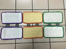 *New* Shark Sonic Duo Pro Single Washable Micro-Fiber Pads.Variety. US Seller*