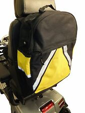 Mobility Scooter Wheelchair Bag HIGH VISIBILITY Hi-Vis Storage Bag 2015 OFFER