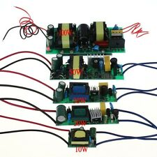 10W~100W High Power Driver Supply 85-265 V Constant Current LED Light Chip Lamp