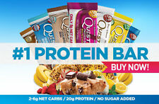 QUEST NUTRITION BAR Protein 12 Bars /1 Pack - CHOOSE YOUR FLAVOR - Free Shipping