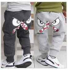 """Cartoon Birds"" Boys Baby Pants Trousers Kids Cute Cotton Sportwears 2-7yrs New"