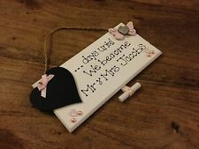 Personalised Wedding Countdown Chalkboard Mr And Mrs Engagement Plaque Gift