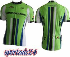 Cannondale Cpc Tricot Jersey By Sugoi Green 3t160 New