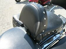 Suzuki Volusia Boulevard C50 or C50T Motorcycle Drivers backrest (Easy Release)
