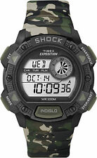 Timex Expedition Base Shock Men's   ISO Shock Resistant Chronograph