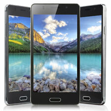 "Unlocked 5"" Android 2Core 2Sim 3G/GSM GPS smart cellphone Straight Talk T-mobile"