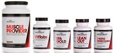 Beverly MP 2lb FitTabs EFA Gold Lean Out 7KETO Ultimate Beach Body Stack 5% OFF