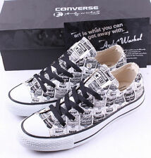 Converse CT OX Andy Warhol Edition Campbell's # 147054F 2015 Men Limited RARE QS