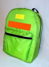 Pokemon Ash Ketchum Trainer Lime Green Backpack great for Halloween costume