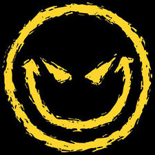 Big Yellow Smiley Face Cool T-Shirt Tee
