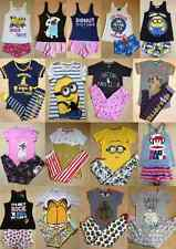 Women's Pyjamas PJ Sets Despicable Me Minions Pug Paul Frank Primark Pajamas