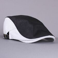NEW Summer Newsboy AC Golf Hat Cabbie Hunting Ivy Flat Driving Gatsby Unisex Cap