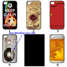 Designer Phone Hard Case Cover Tape Marshall Beer Potter Variety Collection 14b