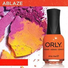Orly Nail Polish/Lacquers Baked Neon Collection Summer 2014 - 18 ml Bottle