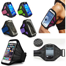 For Motorola Sports Mesh Gym Running Jogging Arm Band Holder Pouch Case Armband