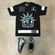 Shirt to match Liberty Jordan Tens. Air  Liberty Jersey Tee