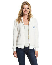 Ladies Roxy Apple Riv Hoody Fleece - Sea  - On Sale Now