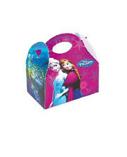 FROZEN ANNA & ELSA PARTY GIFT LOOT FOOD BOXES - KIDS BIRTHDAY WEDDING PARTY