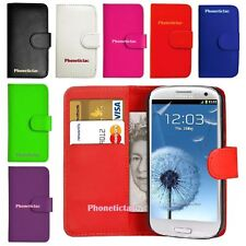 Flip Leather Case Cover For Various Samsung Galaxy Mobile Phones