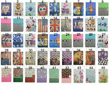 For LG G Pad 7.0 LTE Stylish Cartoon Printed Premium Protective Stand Case Cover