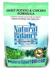 Natural Balance L.I.D. Limited Ingredient Diets Sweet Potato & Chicken Dry Dog F