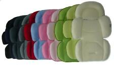 Baby Full Body & Head Support Cushion Pillow For Car Seats Stroller Reversible