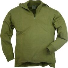 BRITISH ARMY NORGI / LONG SLEEVE / COLD WEATHER - THERMAL SHIRT - GRADE 1 used