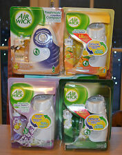 AIR WICK ODOUR DETECT FRESHMATIC COMPACT AIR FRESHENER UNIT - choice of refill