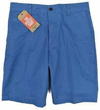 "Dockers NEW Men's Blue ""The Perfect Short"" Smart Phone Pocket Shorts"