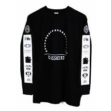 Classics 93 Long Sleeve T Shirt Tee Top hood by air been trill supreme NEW